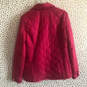C. Wonder Jackets & Coats - C Wonder Pink Quilted Barn Jacket